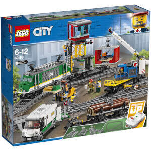 LEGO City Trains: Cargo Train (60198)