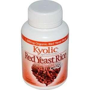 Kyolic 熟化大蒜提取物 红曲米