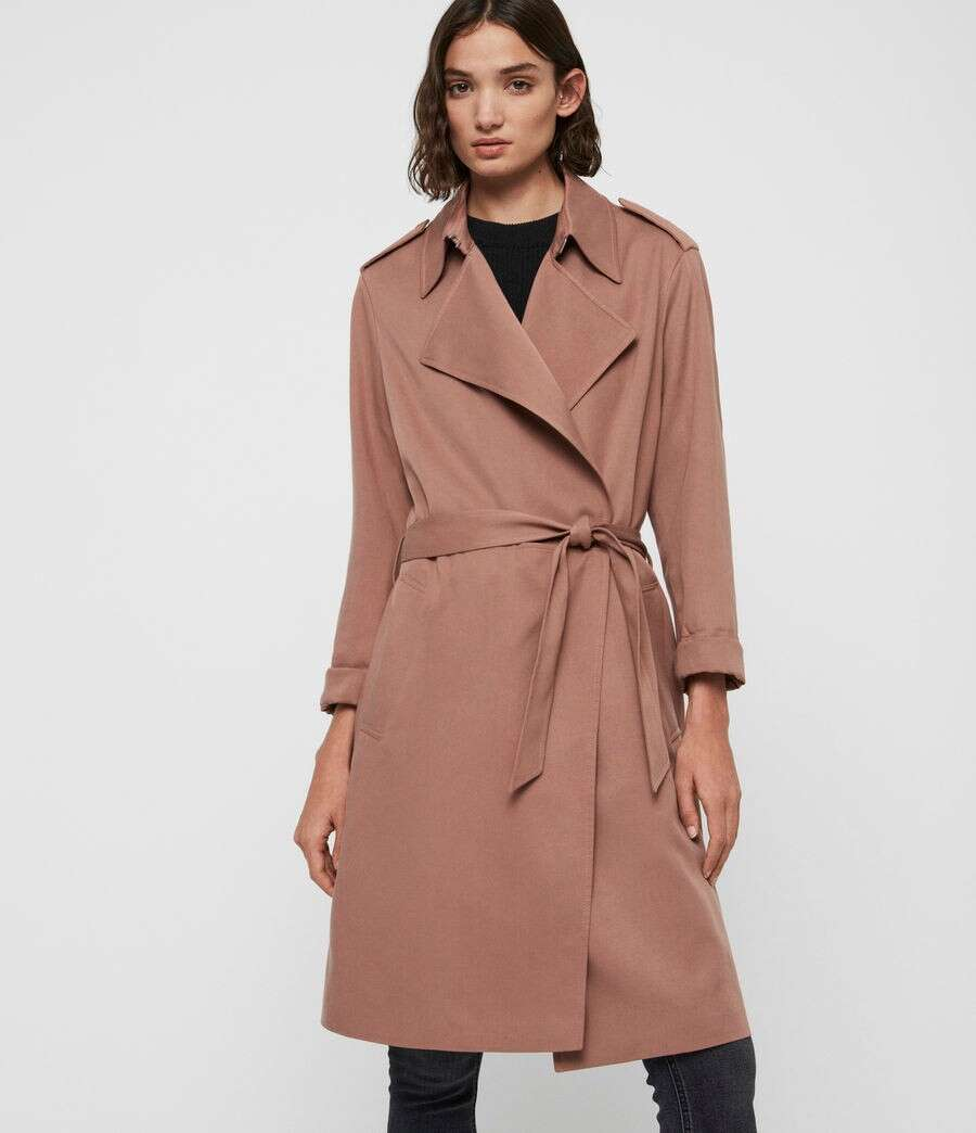 BEXLEY MAC trench
