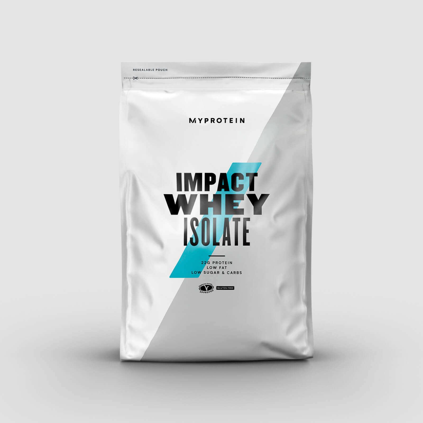 Impact分离乳清蛋白粉 1kg