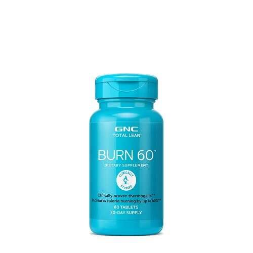 Burn 60 燃脂配方