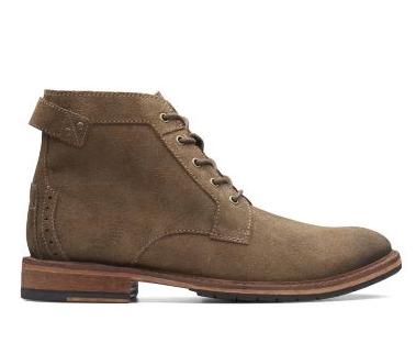 Clarkdale Bud 绑带靴