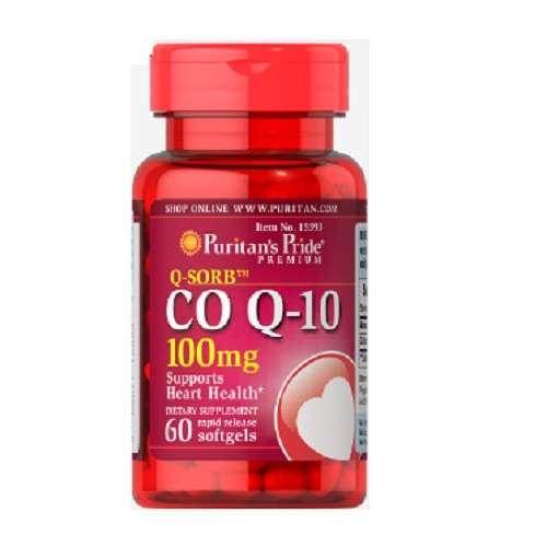 辅酶COQ10 5瓶