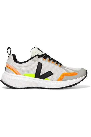 VEJA 【NET SUSTAIN】Condor 橡胶边饰网眼运动鞋
