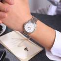 OMEGA 欧米茄 De Ville 碟飞系列 典雅男士同轴腕表 424.10.40.20.02.002