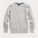 Ralph Lauren 拉夫劳伦 Cable-Knit 8-20岁大童针织衫