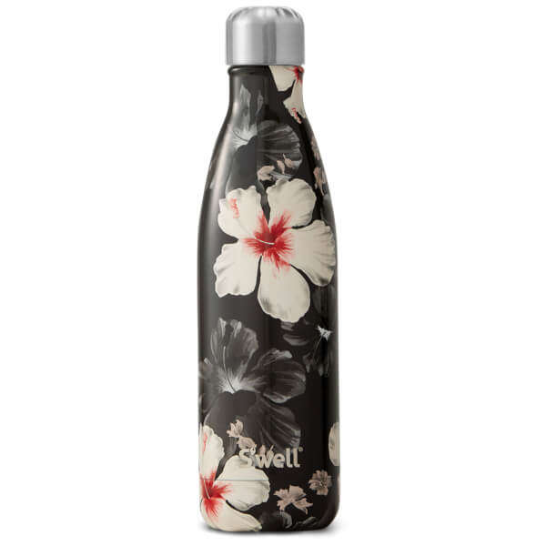 花卉水杯500ml