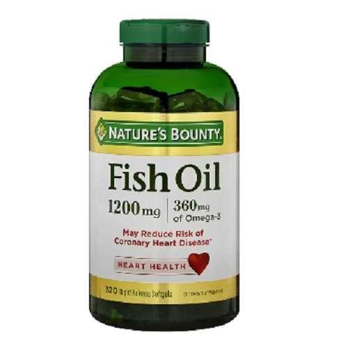 Nature's Bounty 鱼油
