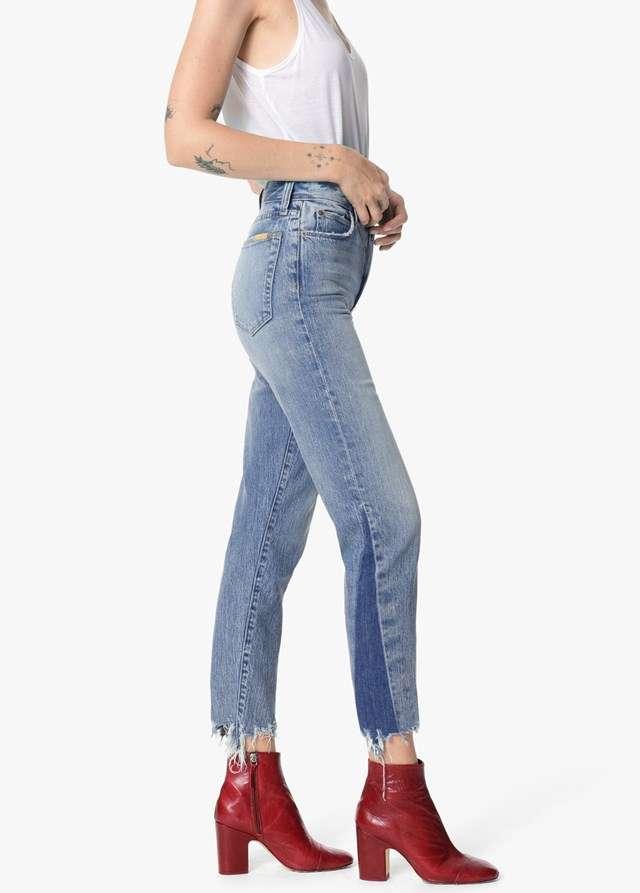 宽松直筒裤