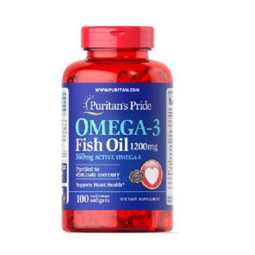 Omega-3鱼油 1200mg