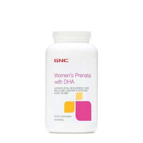 孕妇产前膳食补充+DHA