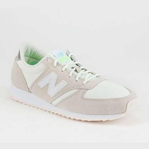 New Balance 420 米色运动鞋