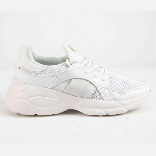 QUPID 白色女士运动鞋