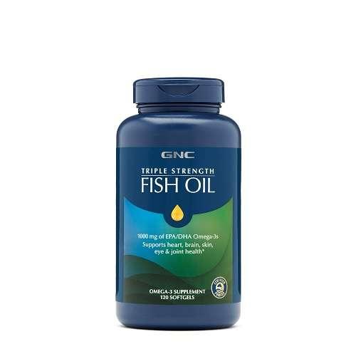 三倍强度鱼油