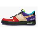 "Nike Air Force 1 07 LV8 拼色 "" What the LA"" 运动鞋"