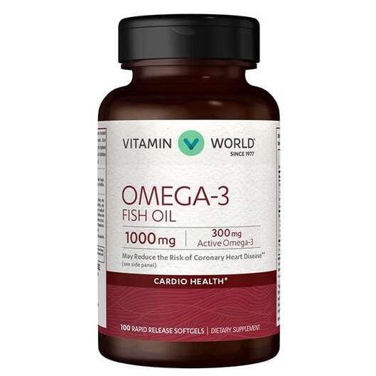 Omega-3鱼油 1000mg
