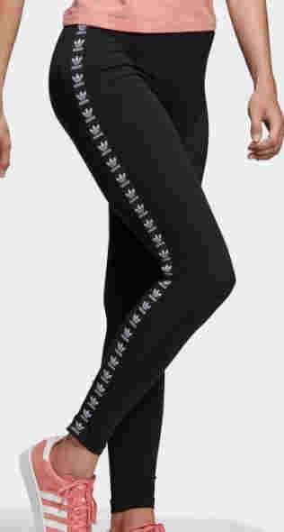 TREFOIL 女士紧身运动裤