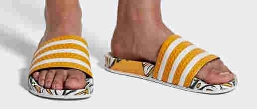 ADILETTE 女士拖鞋