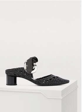 PROENZA SCHOULER 粗跟鞋