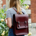 杨紫同款不同色!The Cambridge Satchel Company Portrait Backpack 双肩包