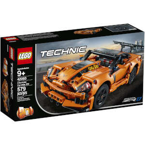 LEGO Technic: Corvette Super Car (42093)