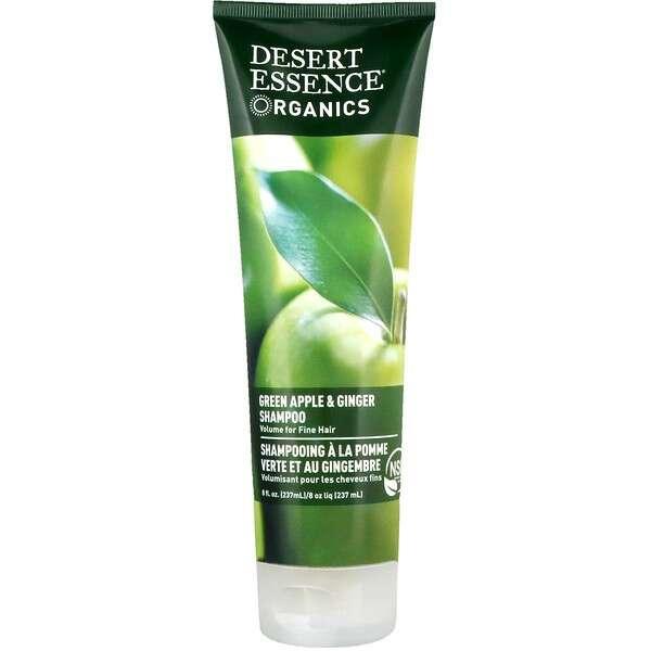 Desert Essence 有机苹果生姜洗发水