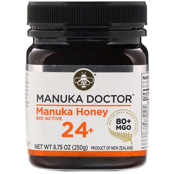 Manuka Doctor 24+ 生物活性麦卢卡蜂蜜