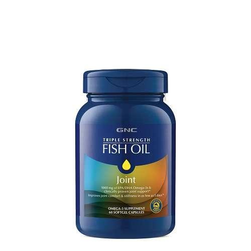 三倍强度鱼油+关节素