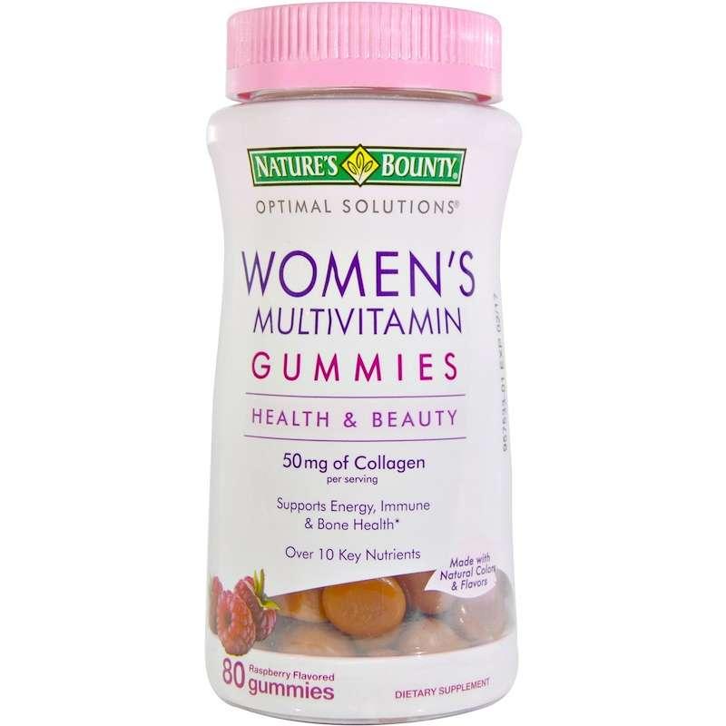 女士复合维生素软糖
