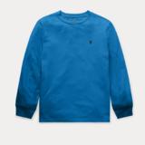 Ralph Lauren 渐变蓝色大童款长袖
