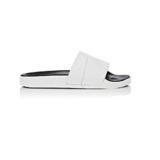 Adidas originals x Alexander Wang 阿迪达斯三叶草x王大仁联名款 澡堂拖鞋