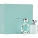 Tiffany&Co.蒂芙尼钻石瓶经典女士香水 50ml+润肤乳液 100ml