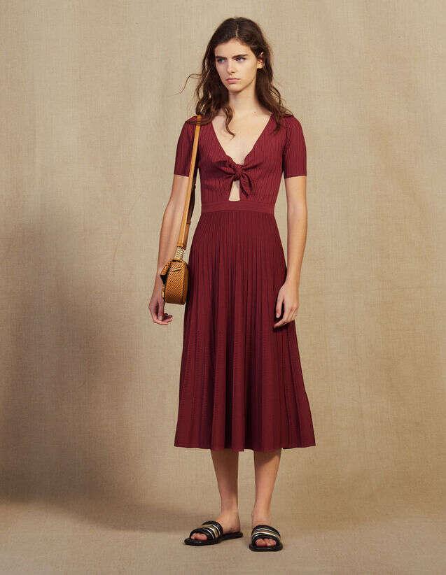165af20ddd45d Robes : Prêt-à-porter pour Femme | Sandro Femme Paris