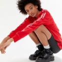 adidas Originals X Daniëlle Cathari 联名三条杠卫衣