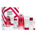 Shiseido 资生堂肌活焕采护肤套装四件套(含红腰子精华30ml)