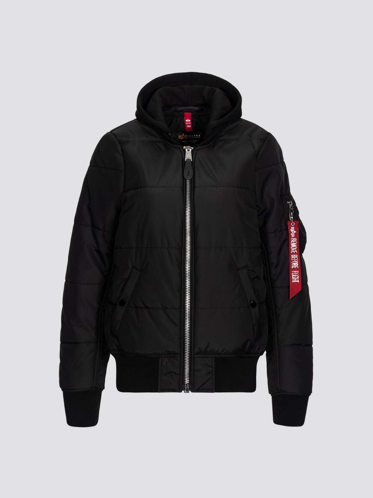 MA-1 NATUS QUILTED FLIGHT JACKET W