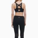 Calvin Klein 交叉带运动内衣