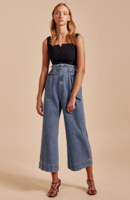 C/MEO COLLECTIVE 牛仔裤