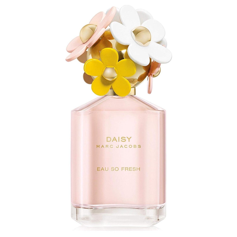 Marc Jacobs Daisy Eau So Fresh Eau de Toilette Perfume for Women, 4.25 oz