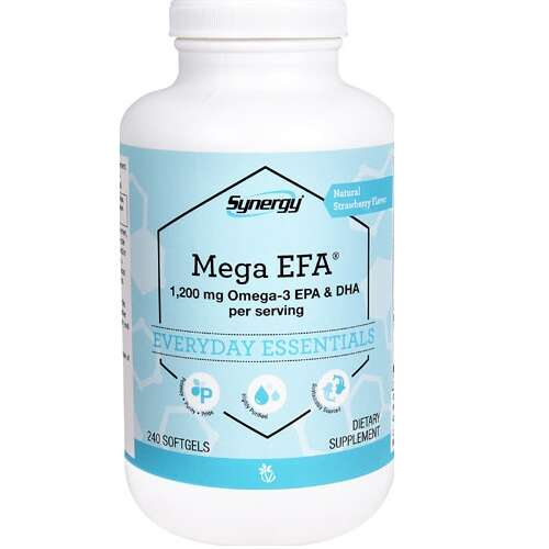 Vitacost Mega EFA® 胶囊