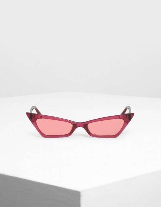 猫眼太阳镜