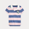 Ralph Lauren 拉夫劳伦 小童条纹POLO衫