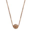Givenchy 纪梵希 玫瑰金彩色星球水晶项链