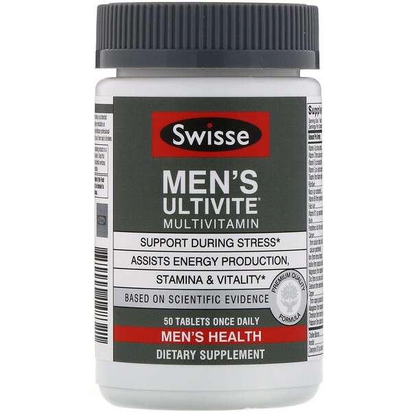 男士复合维生素