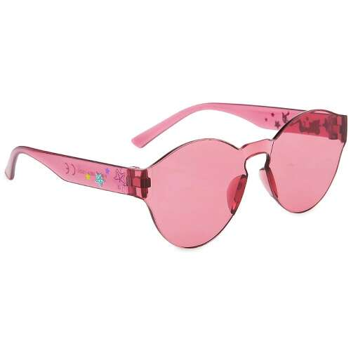 儿童粉色美人鱼太阳镜