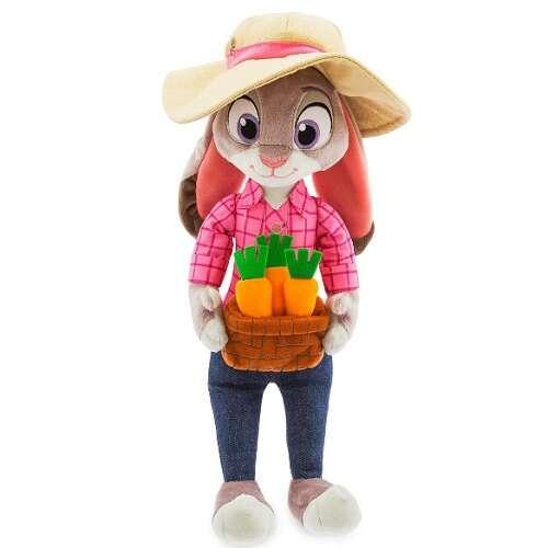 朱迪兔子毛绒公仔 中号
