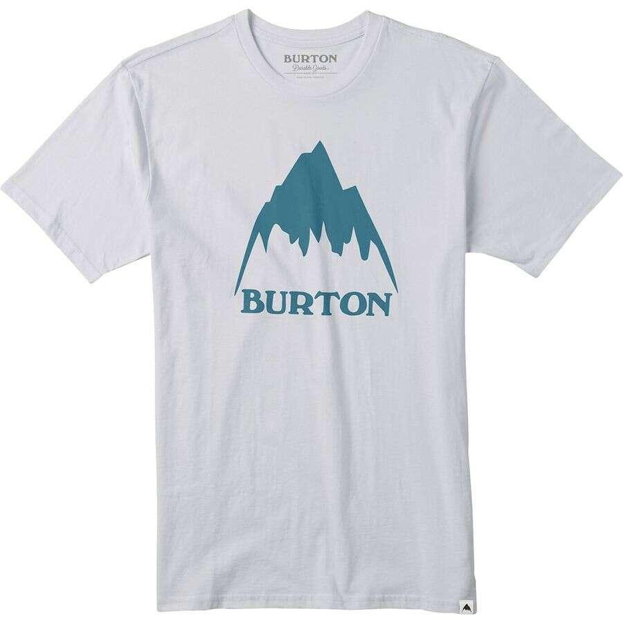 Burton 经典短袖T恤