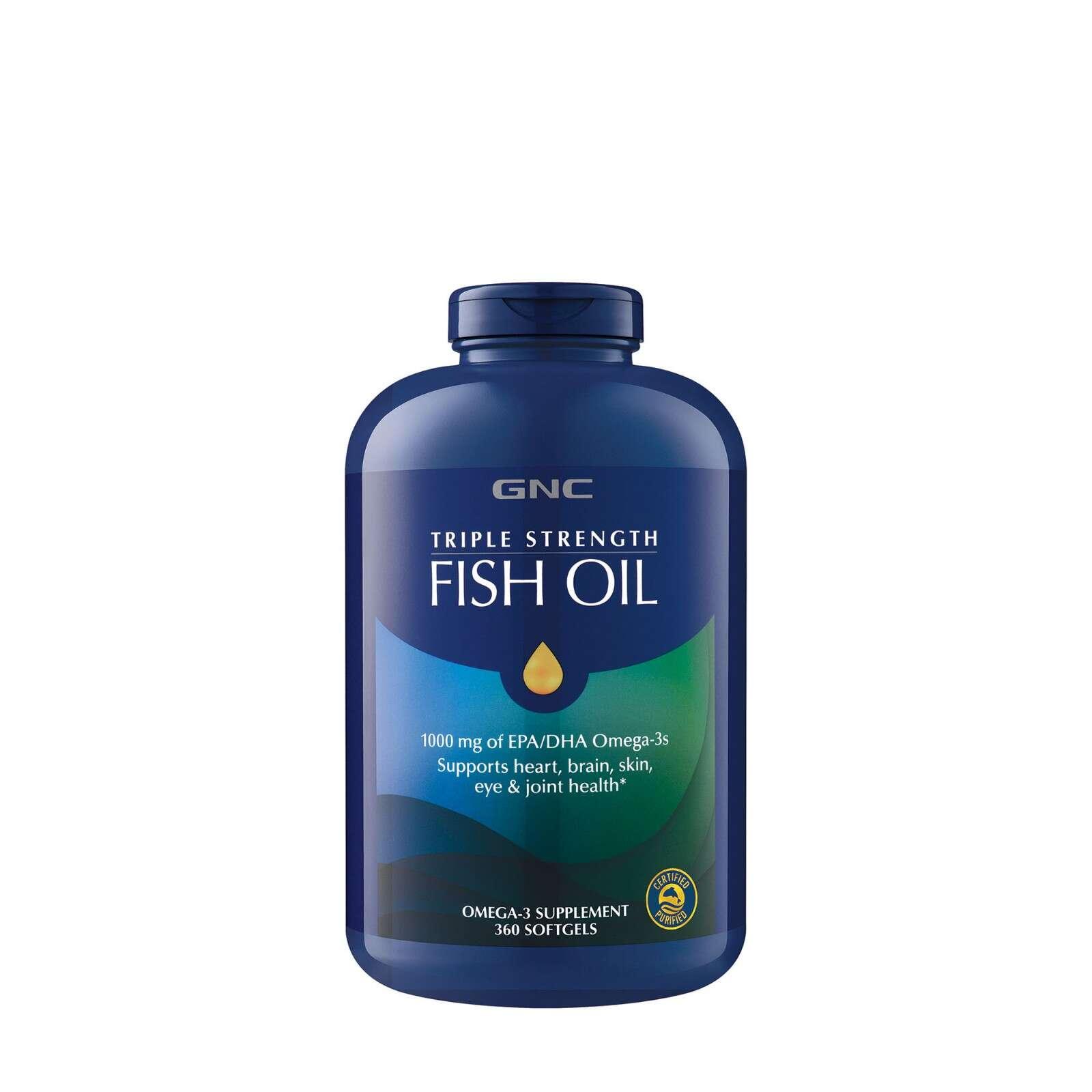 鱼油 360粒