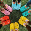 48小时闪促!Crocs us:精选 时尚休闲洞洞鞋等