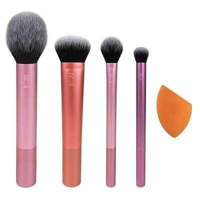 每日妆容必备化妆工具套组